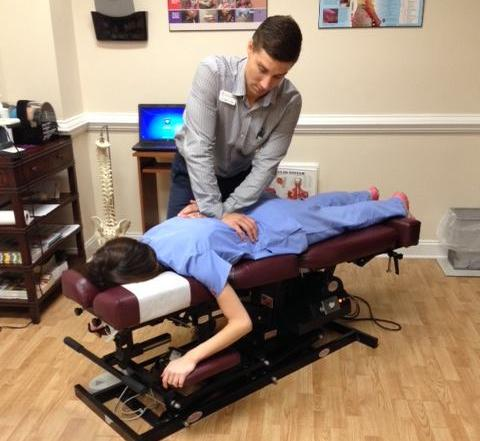 Jacksonville Beach Chiropractic - Back pain relief